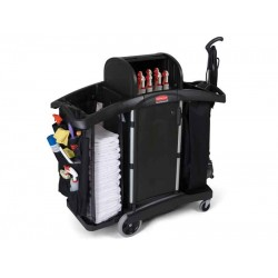 Rubbermaid Housekeeping & Laundry Trolley FG9T7800